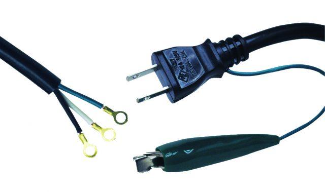 3芯 12A・15A修理用コード